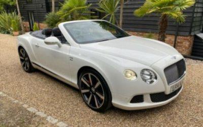 Bentley's Cars